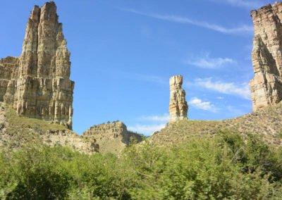 Monastery Surrounds